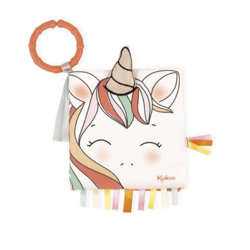 Libro de Actividades El Unicornio Feliz , Kaloo