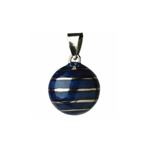 Llamador de Ángeles Azul a Rayas - Babylonia
