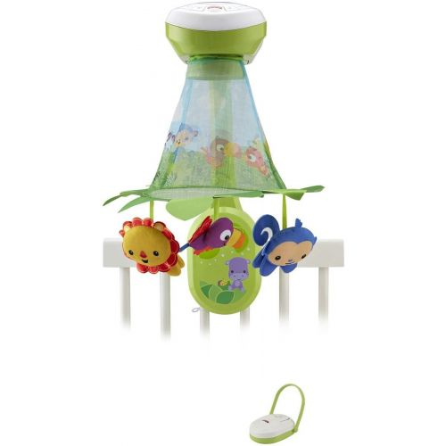 Móvil Musical para Cuna Grow-with-Me Fisher-Price