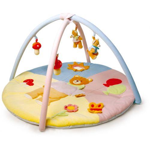 Manta de Actividades para Bebés Monitos - Legler