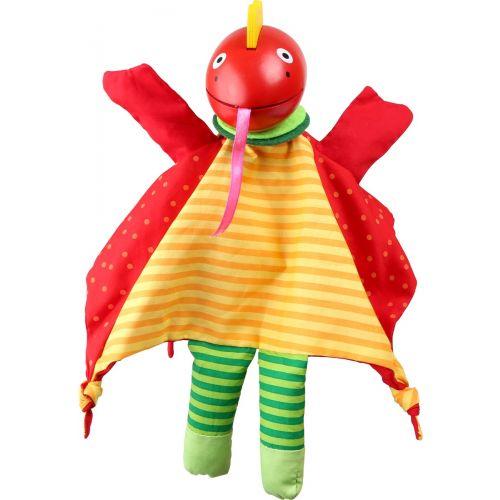 Marioneta Dragón - Con cabeza de madera
