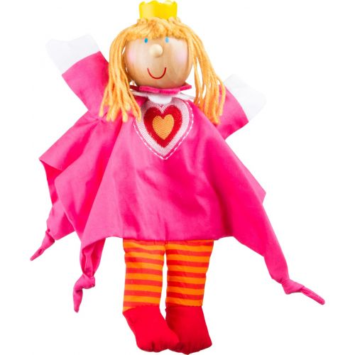 Marioneta Princesa Rosa - 27 x 26 x 6 cm