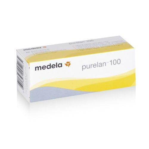 Medela Purelan 100, Crema de Lanolina para pezones , 37 gramos