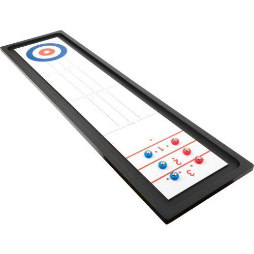 Mesa de Curling y Bolos 2 en 1