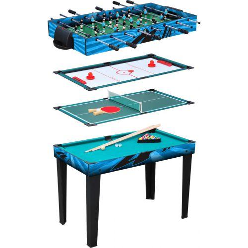 Mesa multifuncional de Juegos 4 en 1 - Legler