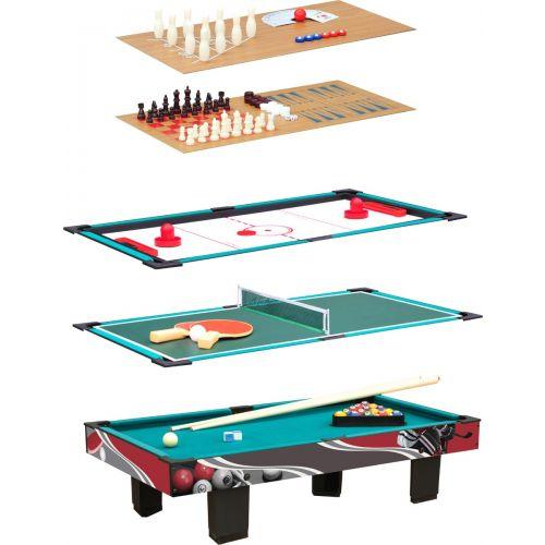 Mesa de Juegos Multifuncional 9 en 1 - Legler