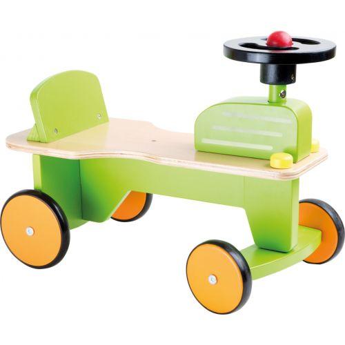 Mi primer Tractor - Correpasillos de madera