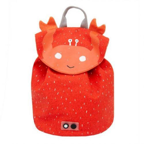 Mini mochila infantil Cangrejo , Trixie - 23 x 20 cm