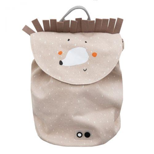 Mini mochila infantil Erizo , Trixie - 23 x 20 cm
