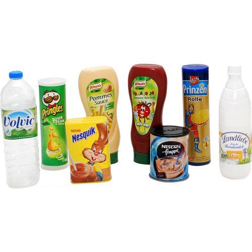 Mix de alimentos , Juguete para cocinas y puestos de ventas