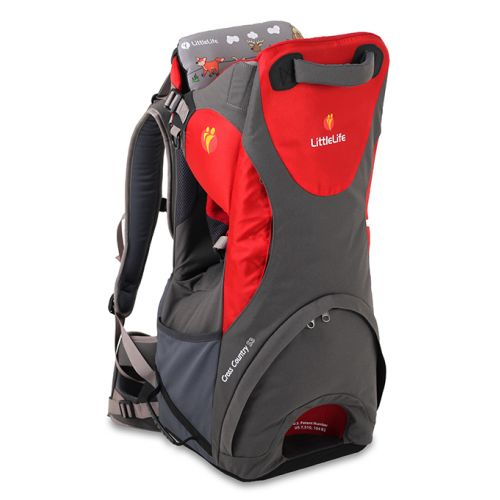 Mochila Portabebés Littlelife Cross Country S3