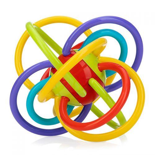 Mordedor juguete Lots-a-loops - 6m+ , Nuby