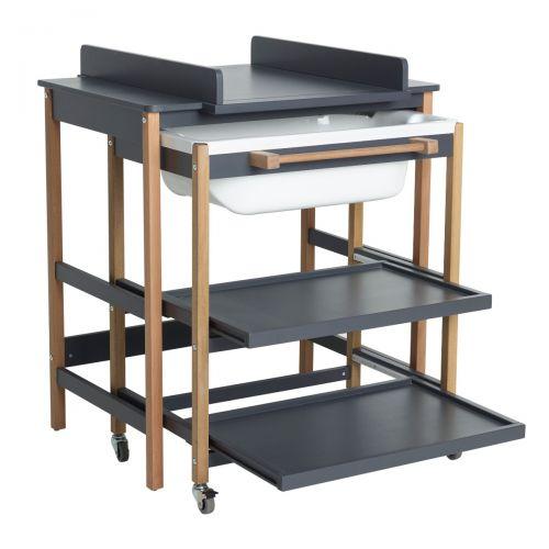 Mueble Baño Cambiador con Bañera Quax Comfort Smart