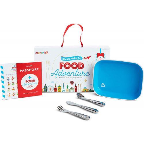 Set de alimentación para Niños Munchkin Food Adventure