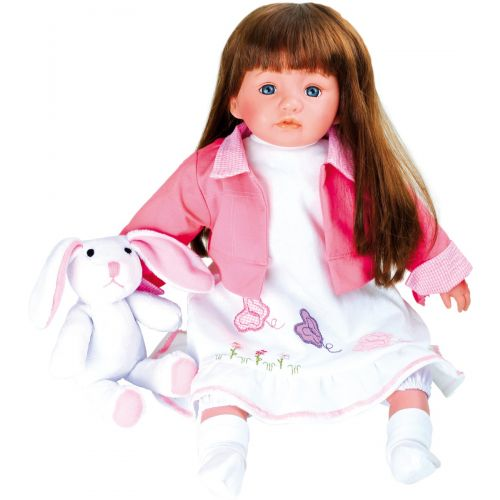 Muñeca Sandra - Legler - 37 x 10 x 54 cm