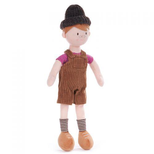 Muñeco de trapo Tommy 35 cm , Ragtales