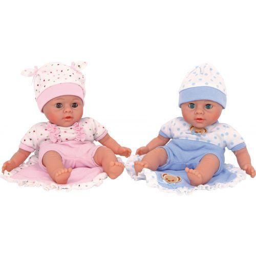 Muñecos Christian y Carla - a partir de 3 años