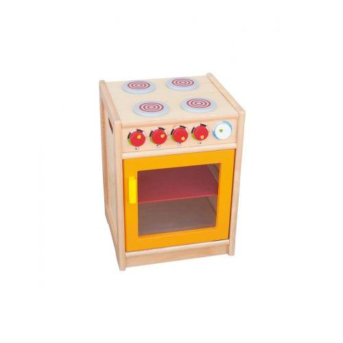 My Cooker , cocina de madera modular Andreu Toys