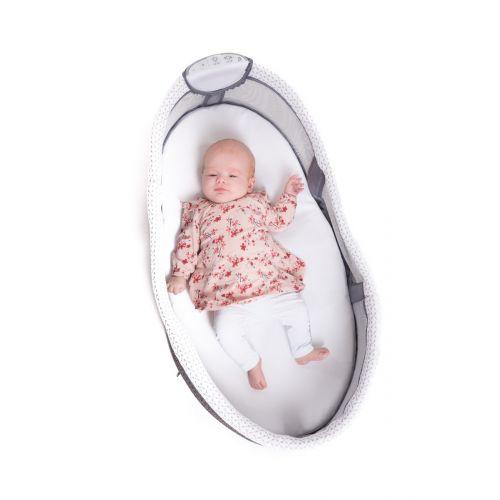 Nido Plegable para Bebé con Luz, Música y Vibración - Bo Jungle