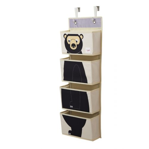 Organizador de Pared Oso - 3 Sprouts