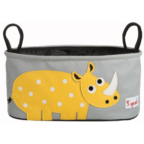 Organizador Silla de Paseo Rinoceronte