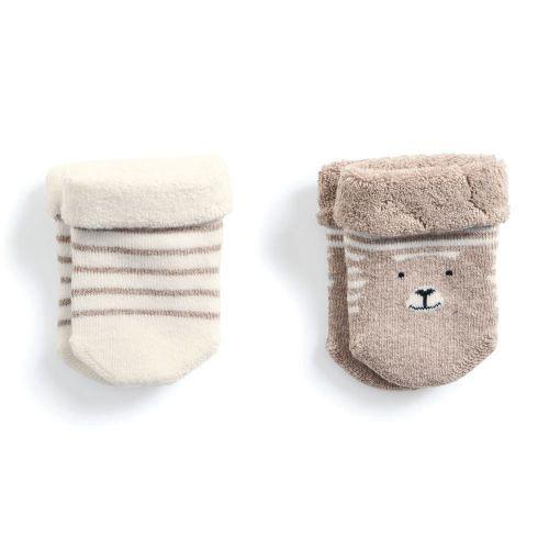 Pack de Calcetines para Bebé Osito