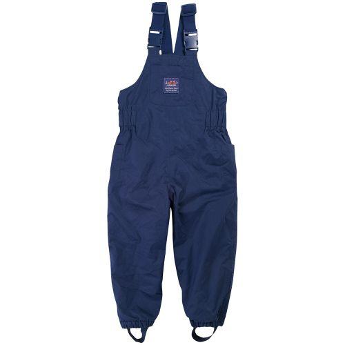 Pantalón Peto polar para Niños azul