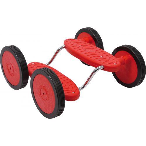 Pedales con ruedas Rotini