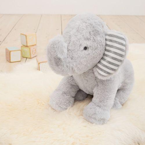 Peluche Edward el Elefante - 24 cm de altura