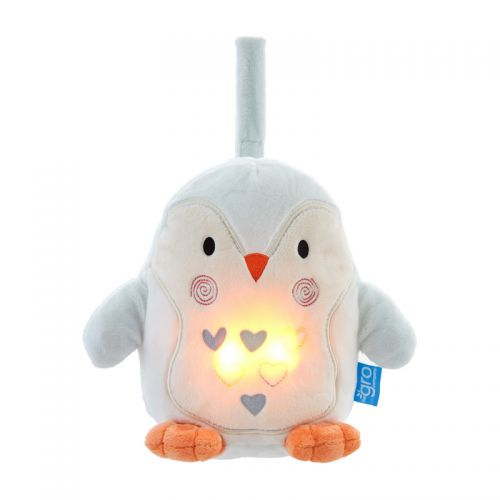 Peluche Duermebebés con sensor de llanto Grofriend