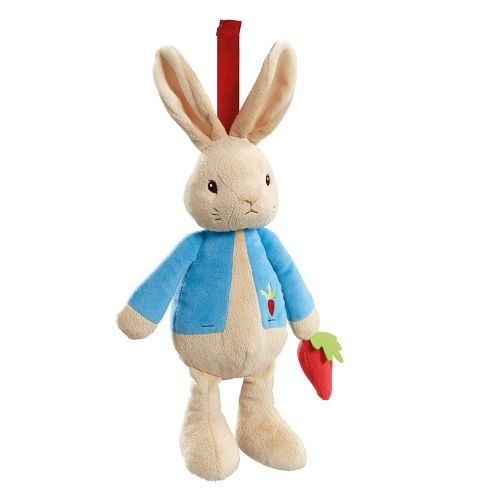 Peluche Musical Peter Rabbit