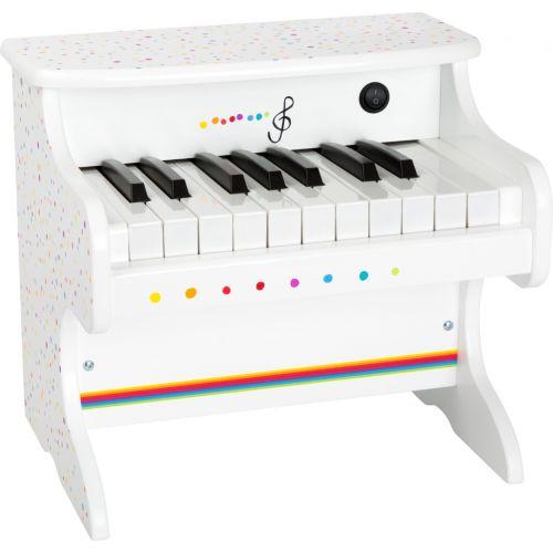 Piano Electrónico de madera para Niños - Legler - A partir de 3 años