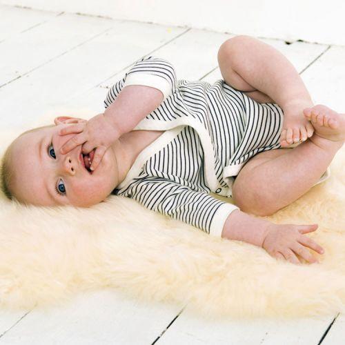 """Piel de Cordero  para que tu Bebé duerma """"entre algodones"""""""