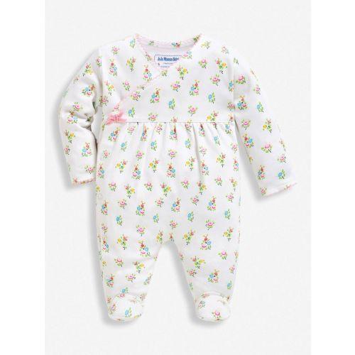 Pijama para Bebés estampado de flores