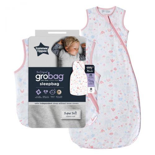 Saco de dormir para Bebés Grobag 2.5 Togs, Bosque Floral - Tommee Tippee