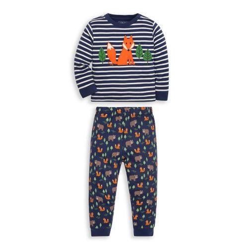 Pijama manga larga para niños Zorritos