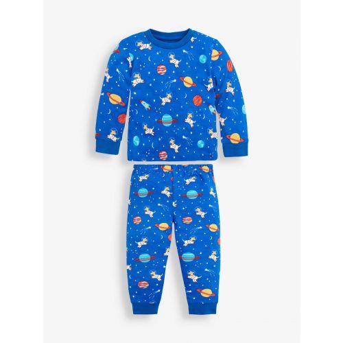 Pijama para niños Perros en el Espacio , Brilla en la Oscuridad