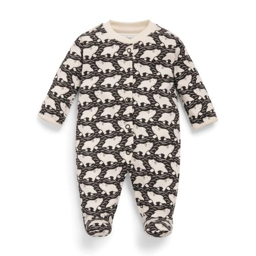 Pijama Bebé Oso Polar
