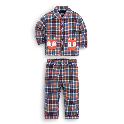 Pijama Invierno para Niños de Zorrito