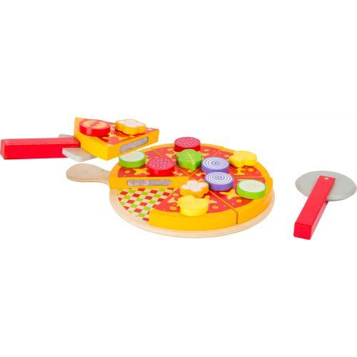 Pizza - Juguete de madera 21 piezas
