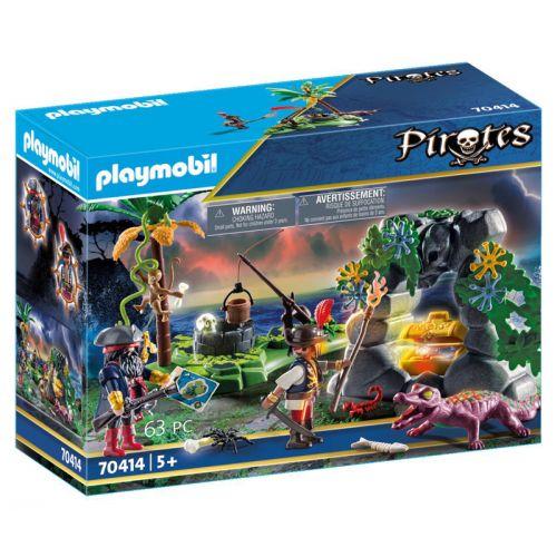 Escondite Pirata de Playmobil