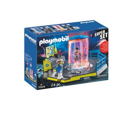 Set galáctico de Playmobil