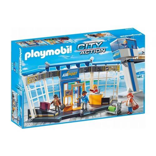 Playmobil - Aeropuerto con Torre de Control