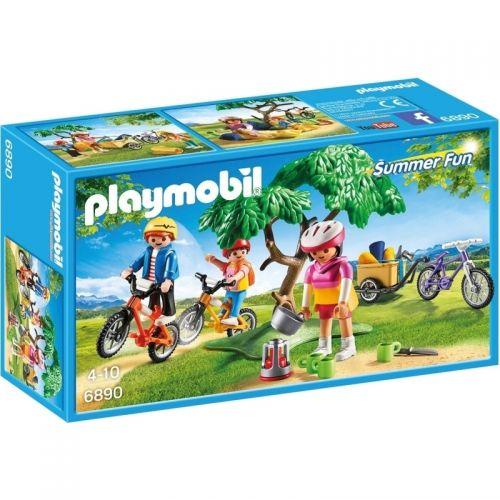 Playmobil - Paseo en Bicicleta de montaña