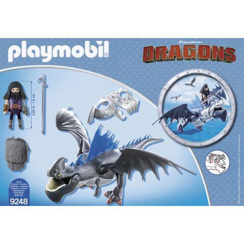 Playmobil Drago & Thunderclaw