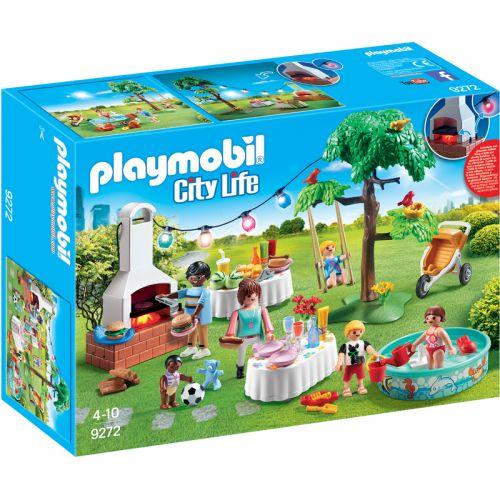 Playmobil Fiesta en el Jardín