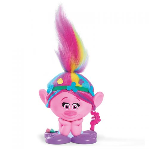 Trolls True Colours Poppy Styling Head