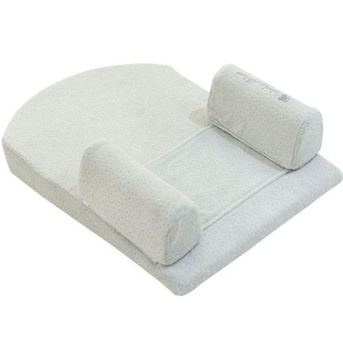 Posicionador Cuña para dormir a los bebés Memory Foam , Kikkaboo - 12 grados