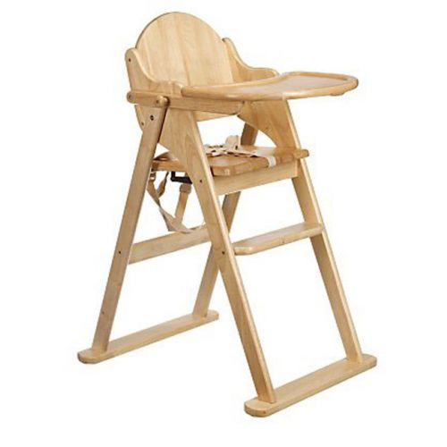 Trona Plegable de Madera - East Coast