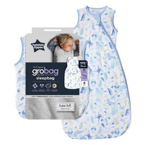 Saco de dormir para Bebés Grobag 2.5 Togs, Mundo Animal - Tommee Tippee
